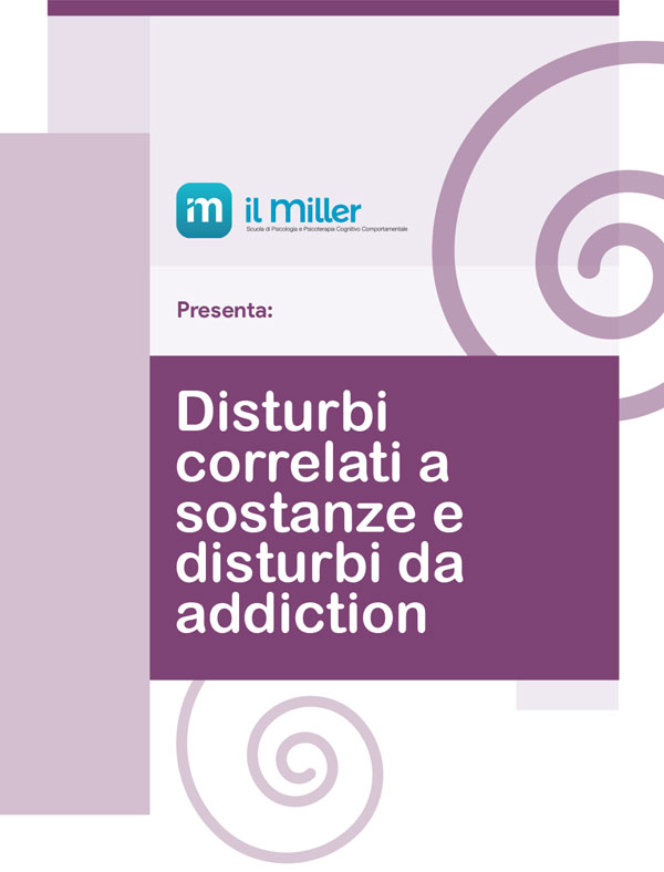 Disturbi Sostanze Addiction